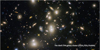 Galaxies that Gave the Early Universe First Light Discovered