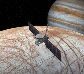 NASA Mission to Europa Christened