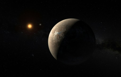 Does Proxima Centauri b Have Liquid Water?