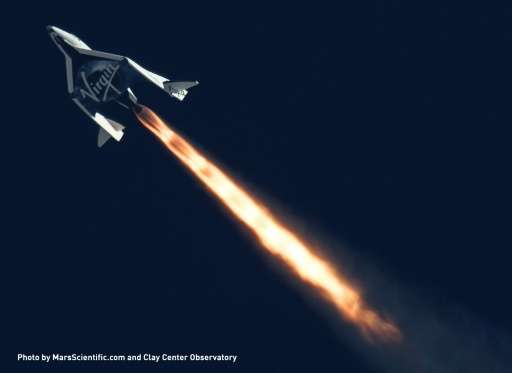 Virgin Galactic Back on Track to Bring Space Flight to the Masses